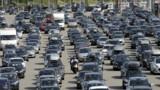 Journée rouge sur les routes : il y a encore eu 500 km de bouchons