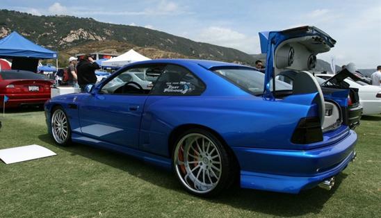 Le bolide BMW du film Fast & Furious Bmw-lambo-monterey-3234729yrdwt