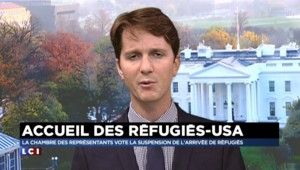 Etats-Unis : le texte qui vise à stopper l'afflux de réfugiés difficilement applicable
