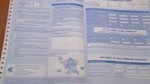impots déclaration revenus 2005