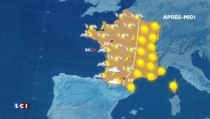 La météo de ce 16 juillet : un soleil de plomb sur les trois quarts du pays