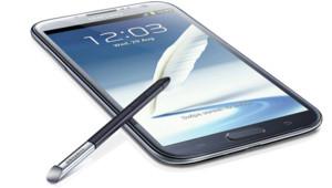 Le Galaxy Note 2