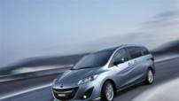 Photo 2 : Nouveau Mazda5 : la vague à l'âme