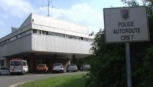TF1/LCI : Le bâtiment de la compagnie autoroutière CRS 7