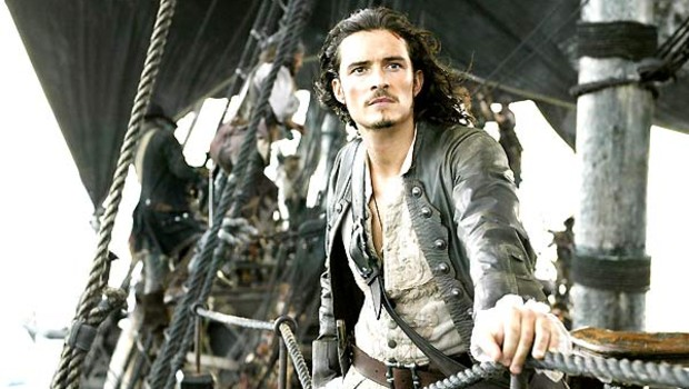 TF1/LCI Orlando Bloom Pirates des Caraïbes le secret du coffre maudit