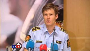 """Tuerie en Norvège: """"Aucune expression de remords"""""""