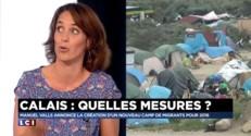 """Crise migratoire : un nouveau campement à Calais, """"un geste politique fort"""""""
