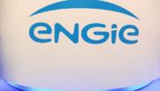Engie logo entreprise énergie illustration