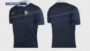 Est-ce le prochain maillot des Bleus ?
