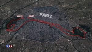 Marathon de Paris : le tracé du parcours et les axes à ne pas emprunter
