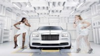 Rolls-Royce Wraith Inspirated by Fashion