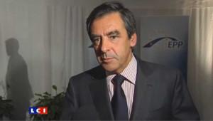 """Roms : Fillon """"a pris acte des regrets que Mme Reding"""""""