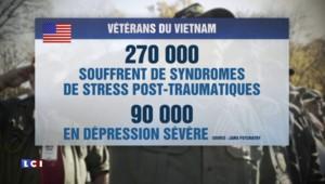 Stress post-traumatique, dépression... La guerre du Vietnam laisse encore des séquelles