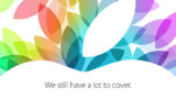 Nouveaux iPad : Apple confirme un évènement le 22 octobre