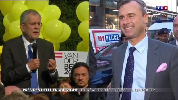 Autriche : un président d'extrême droit ?