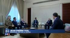 """Elus français en Syrie : """"Nous ne nous attendions pas à la forme que ça a pris"""" (Vial)"""