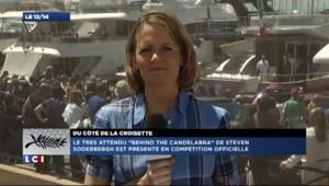 "Festival de Cannes : ""Behind The Candelabra"" de Steven Soderbergh"