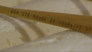 Le 13 heures du 20 novembre 2014 : Fromage de France (4/5) : Le Sainte Maure de Touraine - 1939.9215977783206