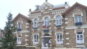 Mairie de Champlan, dans l'Essonne