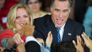 Mitt Romney, le 31 janvier 2012