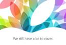 """""""Nous avons encore beaucoup à couvrir"""" promet l'invitation d'Apple"""