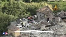 """Séisme en Italie : ils n'ont """"pas fermé l'oeil de la nuit"""", le témoignage des rescapés"""