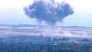 TF1/LCI : Fumée d'explosion sur Beyrouth, après un raid israélien