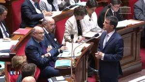 """Air France : le plan de suppressions d'emplois """"peut être évité"""", affirme Valls"""