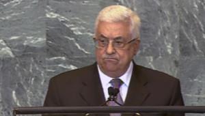 Discours de Mahmoud Abbas à l'Onu, 23/9/11