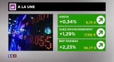 La Bourse de Paris du mercredi 3 juin 2015