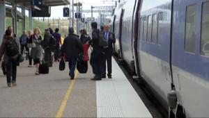 Le 20 heures du 31 octobre 2014 : SNCF : une nouvelle gare lorraine suscite la pol�que - 655.309