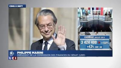 """""""Le problème de la France est un problème structurel"""" affirme Marini"""