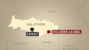 Villiers-le-Bel, dans le Val d'Oise/LCI