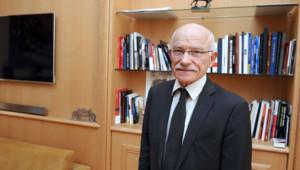 Dominique Gros, le maire PS de Metz