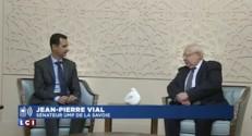 """Elus français en Syrie : """"C'était un déplacement prévu depuis déjà plusieurs mois"""" (Vial)"""