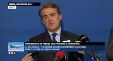 """Grève Air France : """"Nous accélérons le développement de Transavia France"""""""
