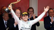 L'Allemand Nico Rosberg a remporté le GP de Monaco, le 24 mai 2015. Sa troisième victoire d'affilée en Principauté.