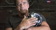 Le 13 heures du 1 juillet 2015 : Terminator Genisys : le combat contre les machines reprend - 1861