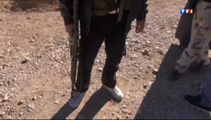 Le 20 heures du 14 mars 2013 : REPORTAGE : Syrie, sur la route des passeurs d%u2019armes - 1685.971