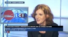 """NKM sur le retour de Sarkozy : """"D'autant plus important que la gauche est en pleine débandade"""""""