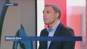 Renaud Pila sur LCI, le 11 juillet 2013.