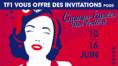 TF1 vous offre des invitations pour Champs Elysées Film Festival