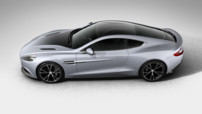 Aston Martin Vanquish Centenary Edition 2013