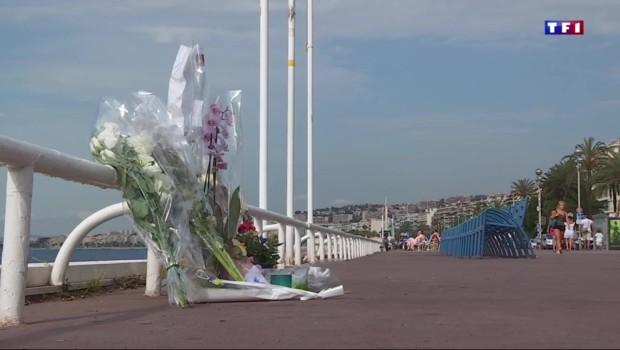 Attentat de Nice : une semaine plus tard