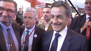 "Au Salon de l'agriculture, Sarkozy à propos de Hollande : ""Pauvre monsieur, encore une promesse non tenue"""