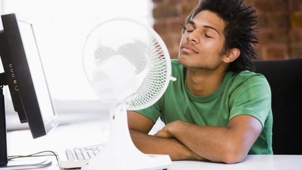 canicule chaleur ventilateur