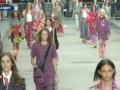 Chanel organise un défilé façon manifestation