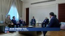 """Elus français en Syrie : """"Nous y sommes allés en connaissance de cause"""" (Vial)"""
