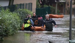 Inondations et évacuations à Longjumeau, 2/6/16