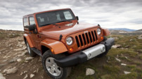 JEEP Wrangler 2.8 CRD 200 Unlimited Sahara A - 2010